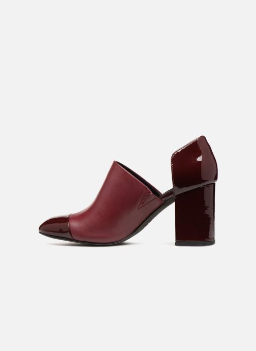 Pumps E8 by Miista ELLA Bordeaux voorkant