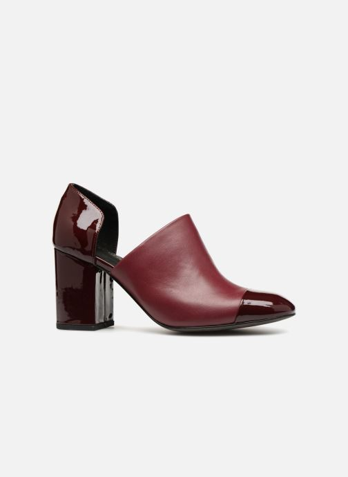 Pumps E8 by Miista ELLA Bordeaux achterkant