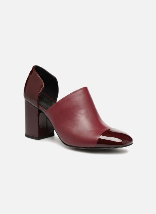 Pumps E8 by Miista ELLA Bordeaux detail