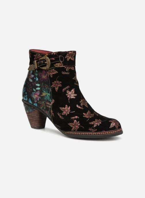 Boots en enkellaarsjes Laura Vita Alizee 17 Multicolor detail