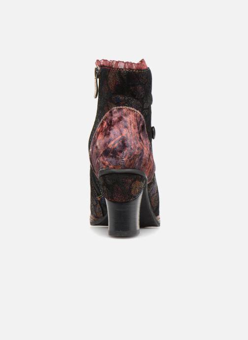Bottines et boots Laura Vita Amelia 24 Multicolore vue droite
