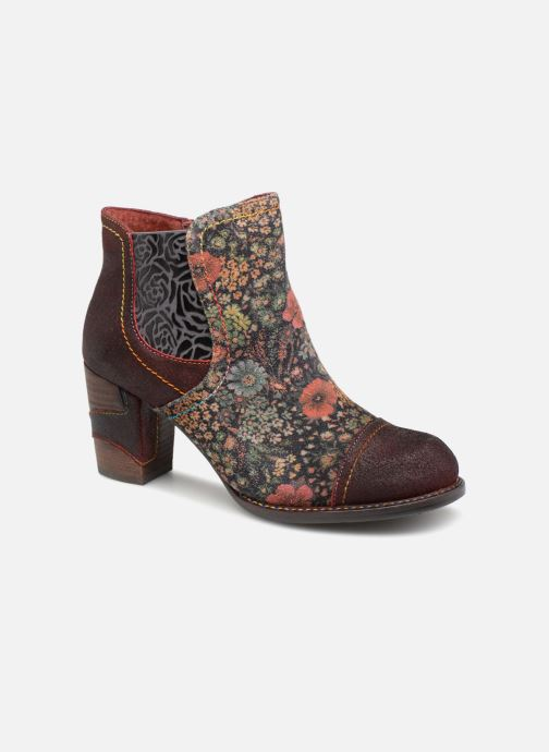 Boots en enkellaarsjes Laura Vita Anna 118 Multicolor detail
