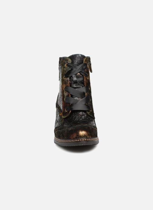 Bottines et boots Laura Vita Alizee 018 Multicolore vue portées chaussures