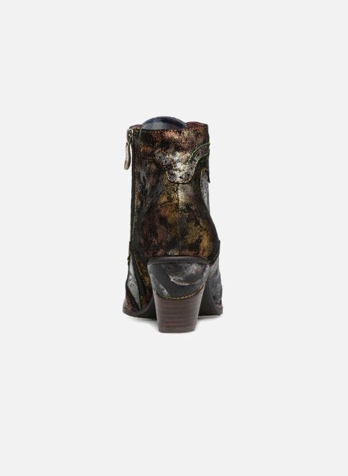 Bottines et boots Laura Vita Alizee 018 Multicolore vue droite