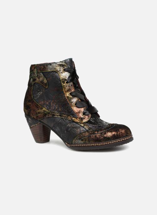 Bottines et boots Laura Vita Alizee 018 Multicolore vue détail/paire