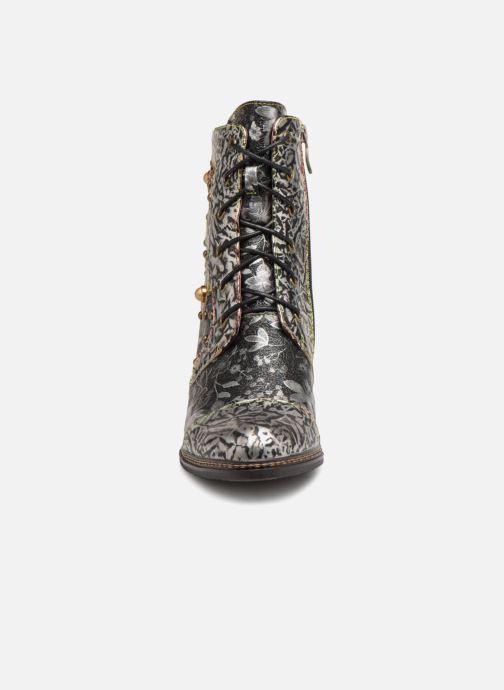 Bottines et boots Laura Vita Elea 038 Argent vue portées chaussures