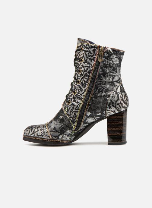 Bottines et boots Laura Vita Elea 038 Argent vue face