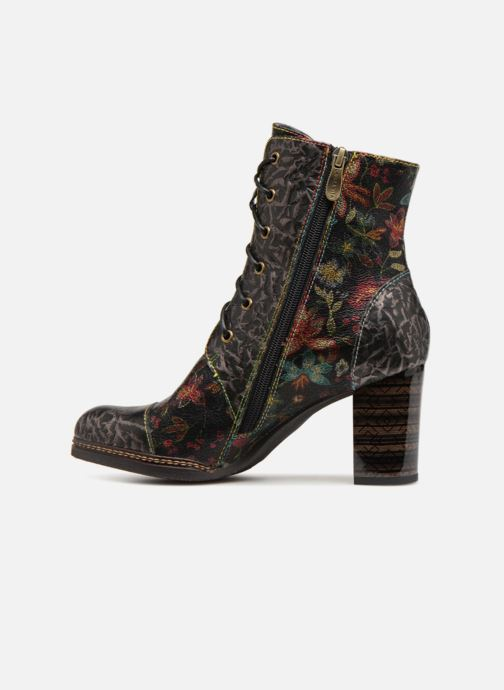 Ankle boots Laura Vita Elea 038 Multicolor front view