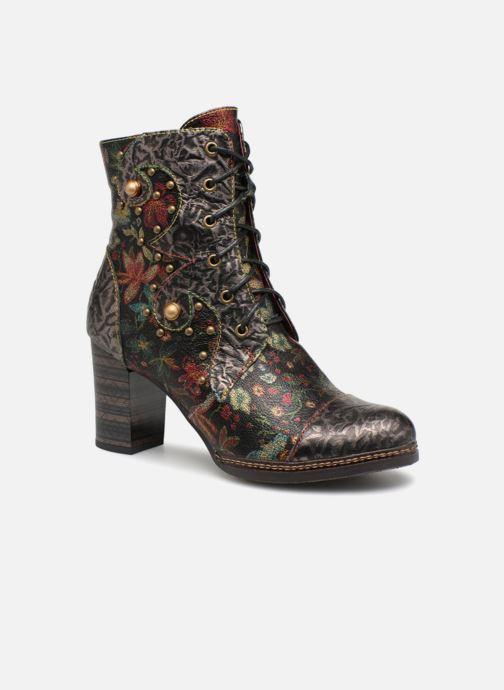 Ankelstøvler Laura Vita Elea 038 Multi detaljeret billede af skoene