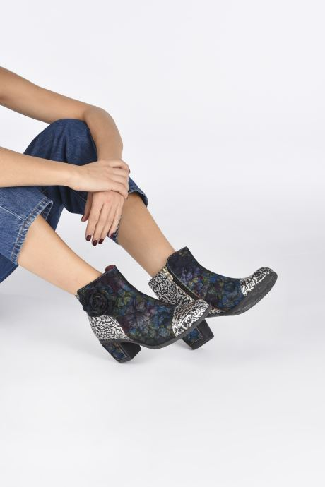 Bottines et boots Laura Vita Christie 038 Multicolore vue bas / vue portée sac