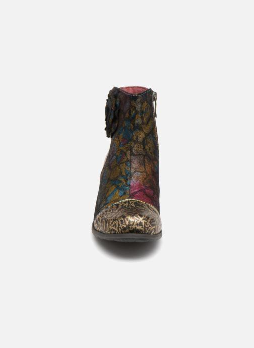 Stivaletti e tronchetti Laura Vita Christie 038 Multicolore modello indossato