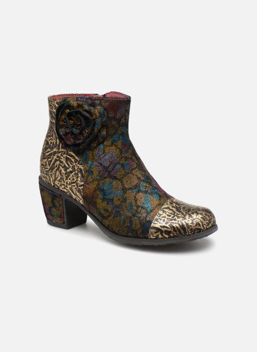 Bottines et boots Laura Vita Christie 038 Or et bronze vue détail/paire