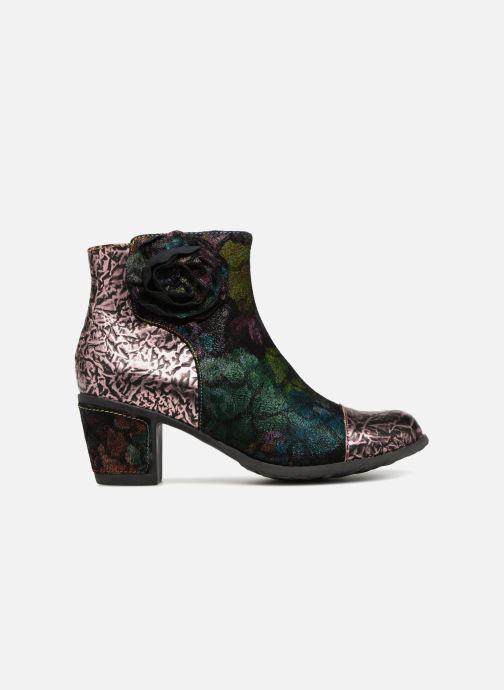 Ankle boots Laura Vita Christie 038 Multicolor back view