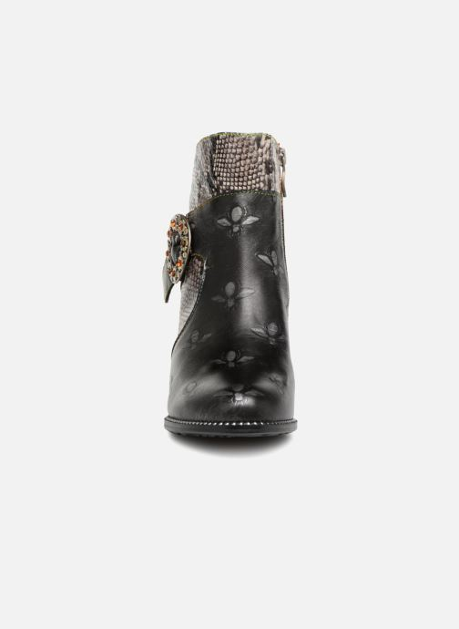 Bottines et boots Laura Vita Albane 021 Gris vue portées chaussures