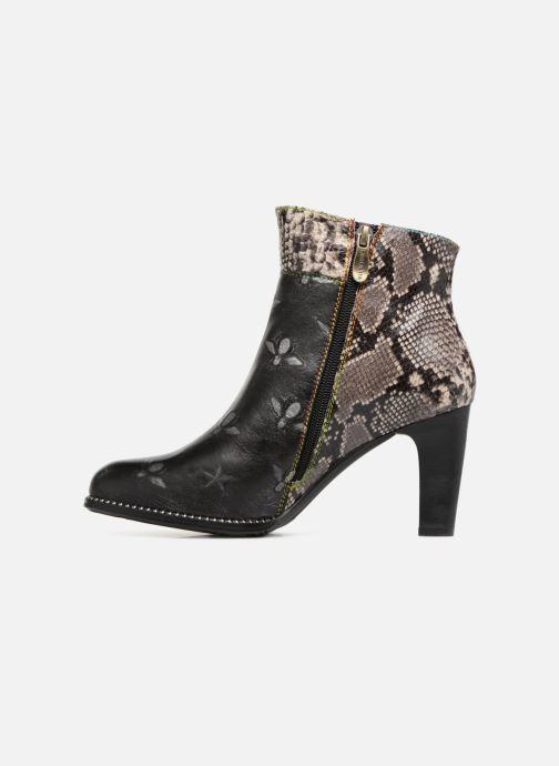 Bottines et boots Laura Vita Albane 021 Gris vue face