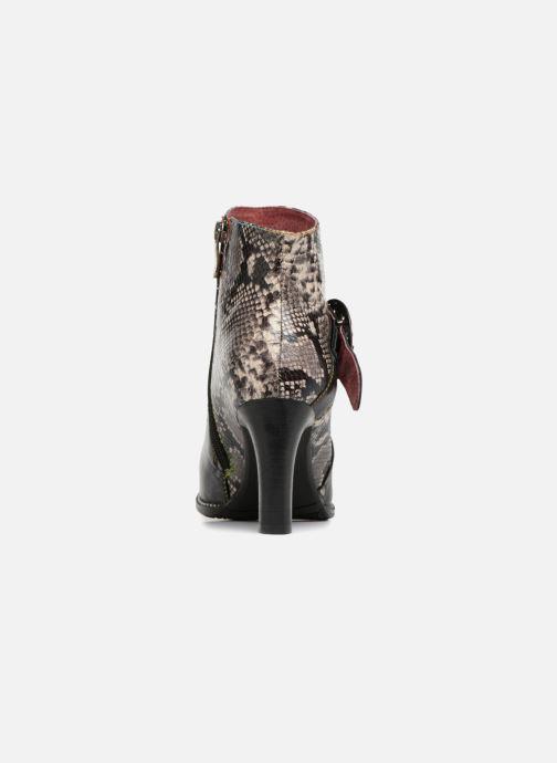 Bottines et boots Laura Vita Albane 021 Gris vue droite