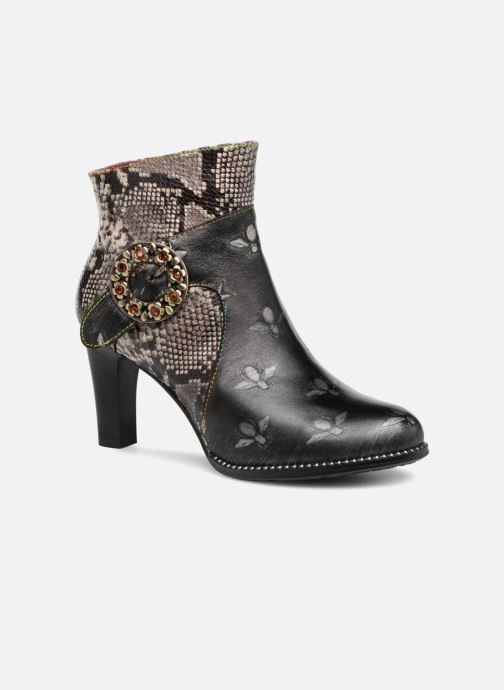 Bottines et boots Laura Vita Albane 021 Gris vue détail/paire