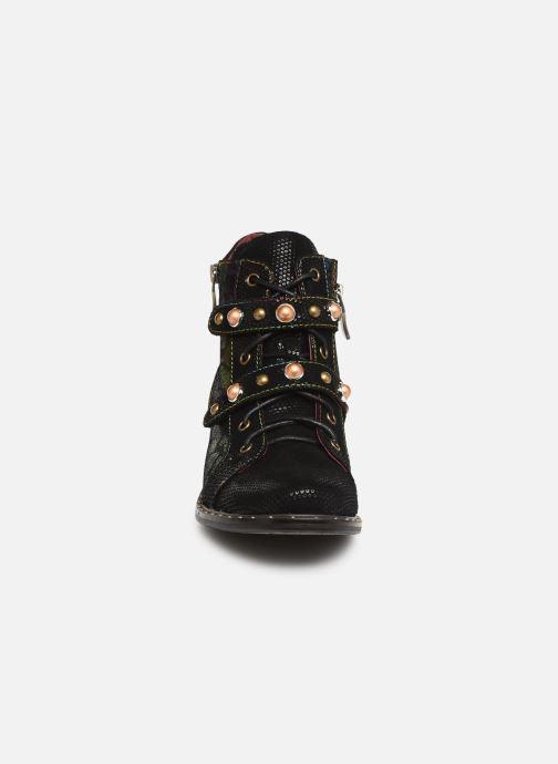 Bottines et boots Laura Vita Emma 02 Multicolore vue portées chaussures