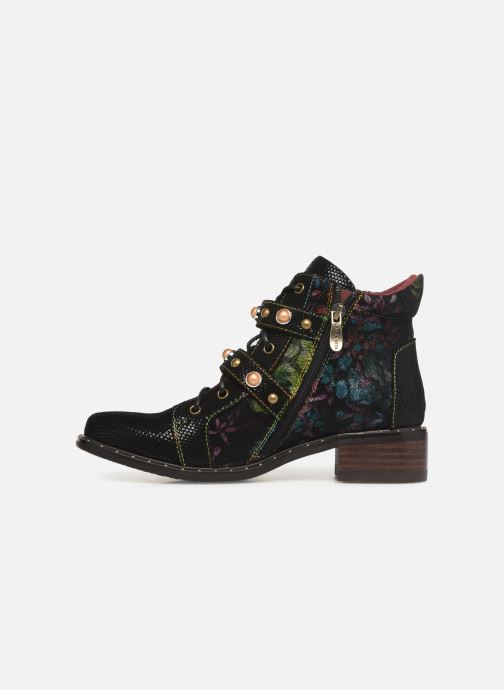 Bottines et boots Laura Vita Emma 02 Multicolore vue face