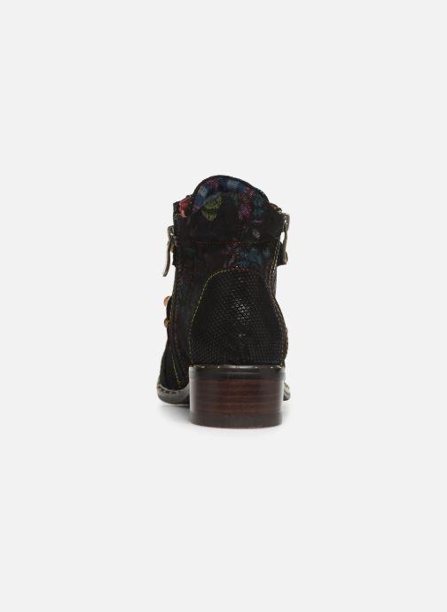 Bottines et boots Laura Vita Emma 02 Multicolore vue droite