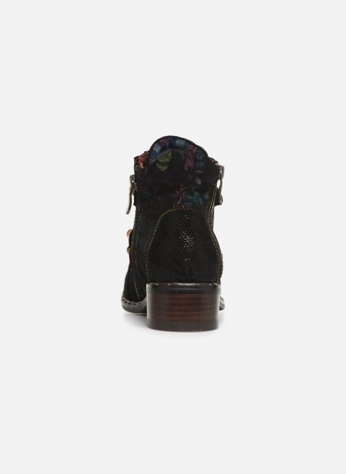 Ankle boots Laura Vita Emma 02 Multicolor view from the right
