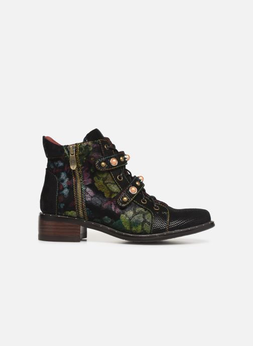Ankle boots Laura Vita Emma 02 Multicolor back view