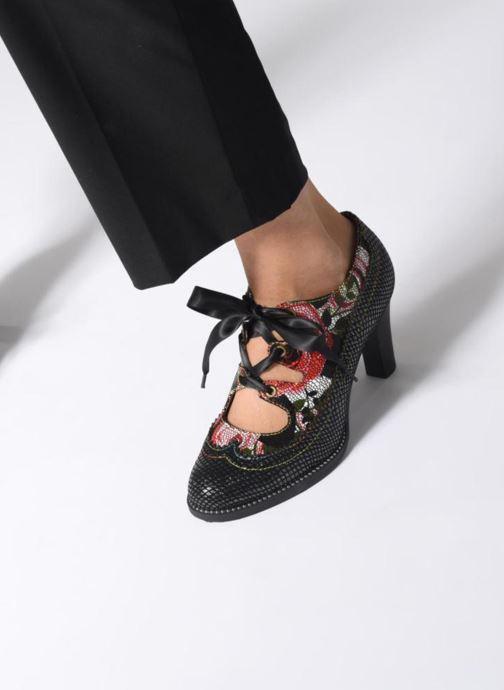 Chaussures à lacets Laura Vita Albane 238 Multicolore vue bas / vue portée sac