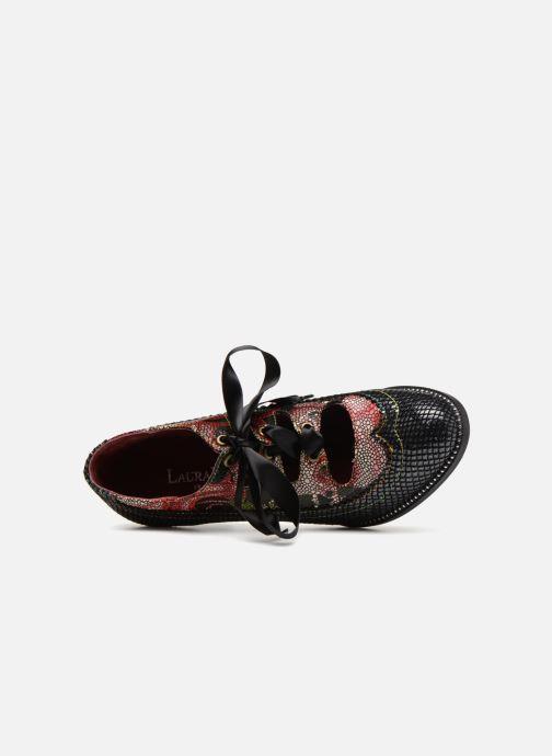 Chaussures à lacets Laura Vita Albane 238 Multicolore vue gauche