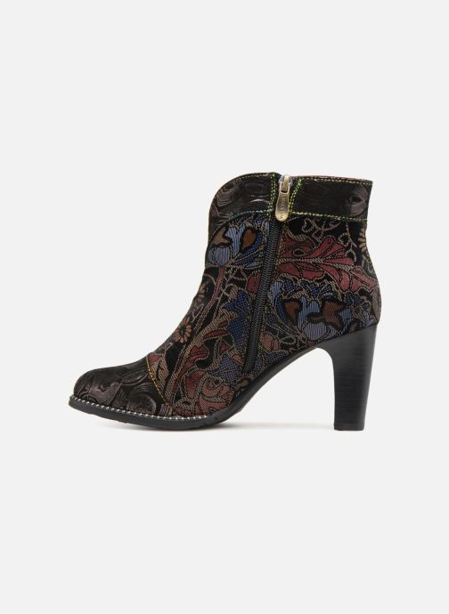 Bottines et boots Laura Vita Albane 0383 Multicolore vue face
