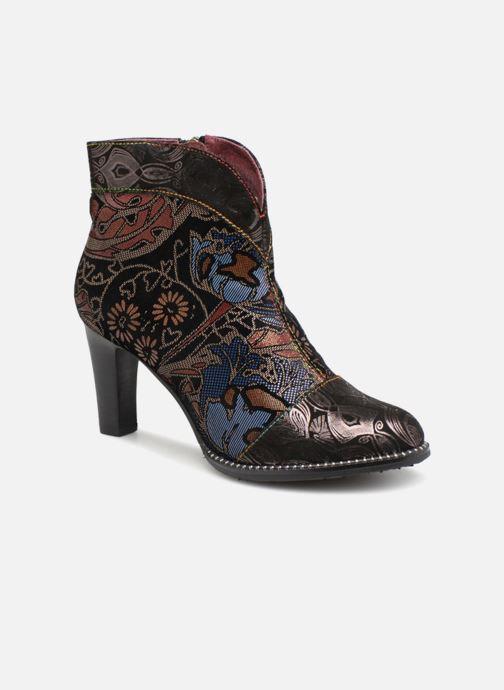 Bottines et boots Laura Vita Albane 0383 Multicolore vue détail/paire