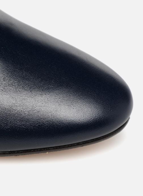 Lisse Cuir Bottines à By Velours Et Sarenza Girl Toundra Marine Made Boots Talons7 F1TclKJ3