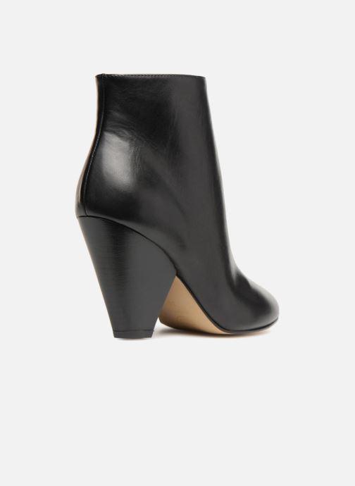 Stiefeletten & Boots Made by SARENZA Toundra Girl Bottines à Talons #10 schwarz ansicht von vorne