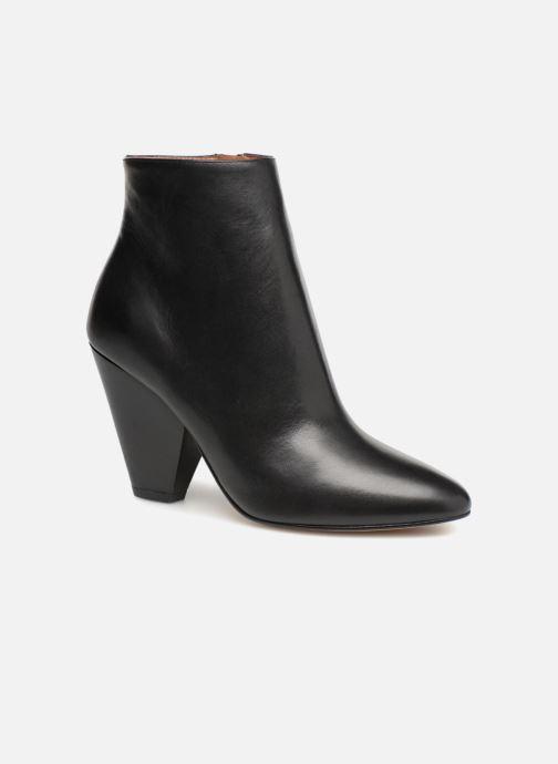 Stiefeletten & Boots Made by SARENZA Toundra Girl Bottines à Talons #10 schwarz ansicht von rechts