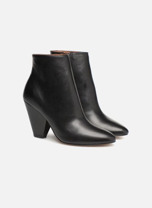 Stiefeletten & Boots Made by SARENZA Toundra Girl Bottines à Talons #10 schwarz ansicht von hinten