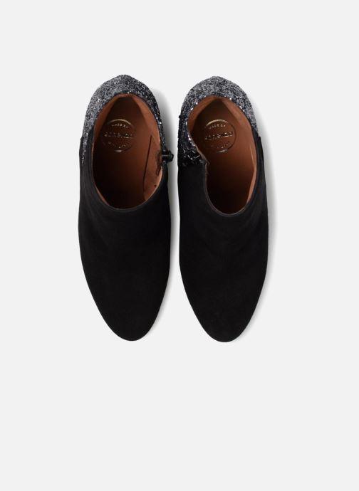 Bottines et boots Made by SARENZA 80's Disco Girl Bottines à Talons #5 Noir vue portées chaussures