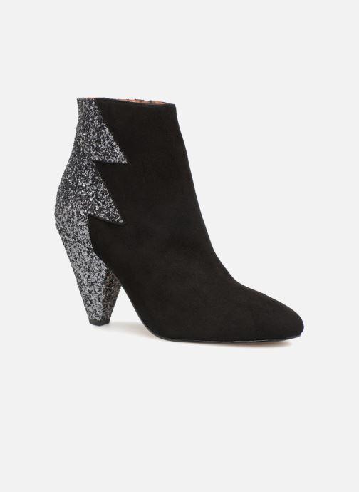 Bottines et boots Made by SARENZA 80's Disco Girl Bottines à Talons #5 Noir vue droite