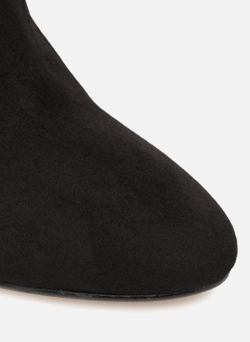 Bottines et boots Made by SARENZA 80's Disco Girl Bottines à Talons #5 Noir vue gauche