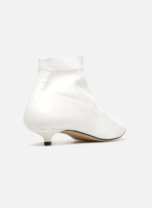 Stiefeletten & Boots Made by SARENZA Busy Girl Bottines Plates #1 weiß ansicht von vorne