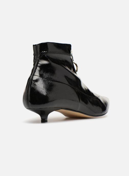 Stiefeletten & Boots Made by SARENZA Busy Girl Bottines Plates #1 schwarz ansicht von vorne
