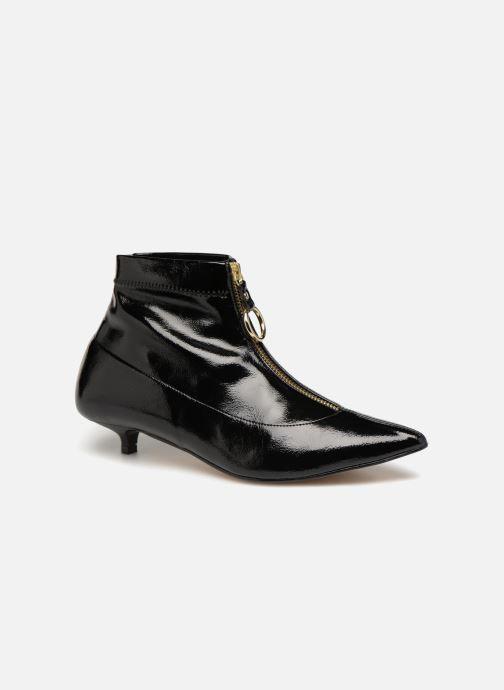 Stiefeletten & Boots Made by SARENZA Busy Girl Bottines Plates #1 schwarz ansicht von rechts