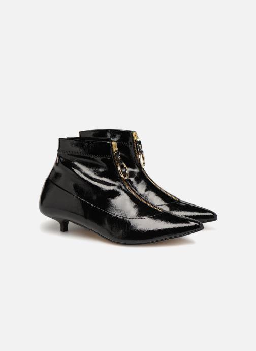 Bottines et boots Made by SARENZA Busy Girl Bottines Plates #1 Noir vue derrière