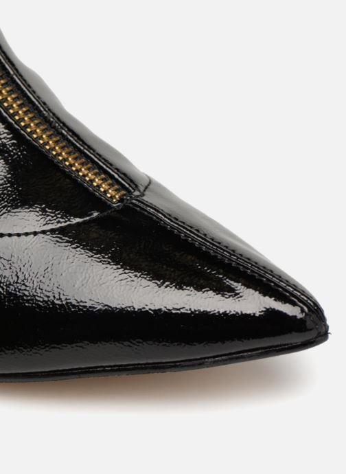 Bottines et boots Made by SARENZA Busy Girl Bottines Plates #1 Noir vue gauche