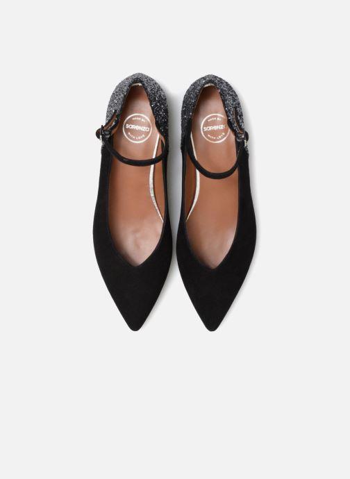Escarpins Made by SARENZA 80's Disco Girl Escarpins #1 Noir vue portées chaussures