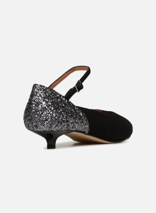 Zapatos de tacón Made by SARENZA 80's Disco Girl Escarpins #1 Negro vista de frente