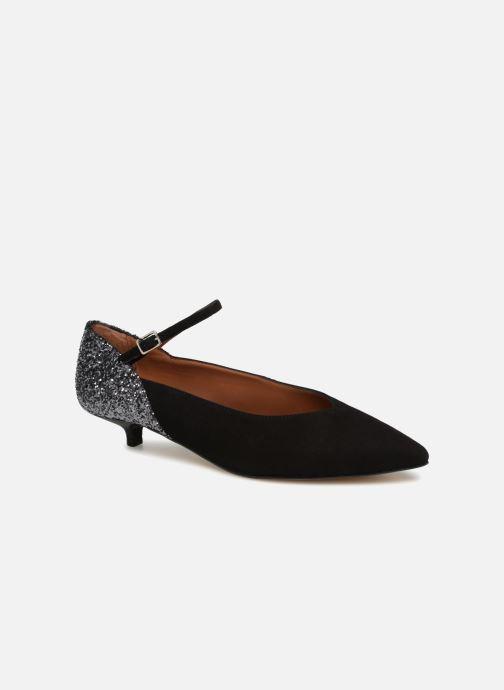 Zapatos de tacón Made by SARENZA 80's Disco Girl Escarpins #1 Negro vista lateral derecha