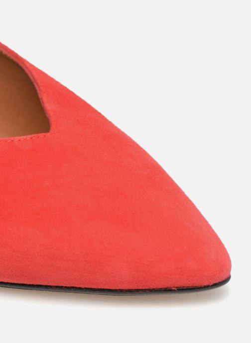 Escarpins Made by SARENZA 80's Disco Girl Escarpins #1 Rouge vue gauche