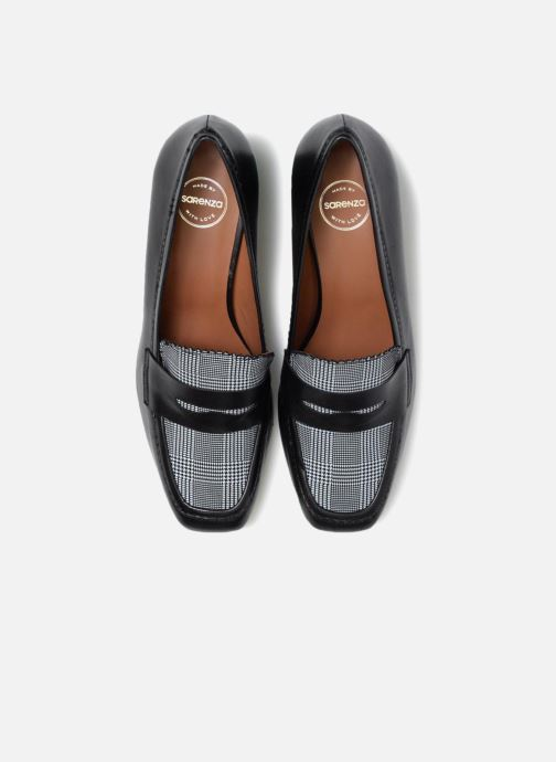 Loafers Made by SARENZA Busy Girl Mocassin #2 Black model view