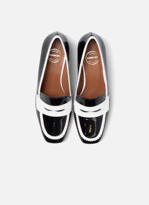 Mocassins Made by SARENZA Busy Girl Mocassin #2 Noir vue portées chaussures