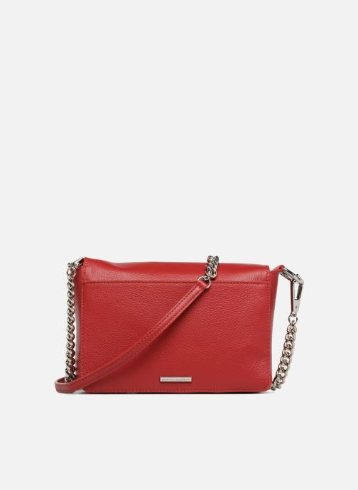 Handbags Rebecca Minkoff Mab Flat Crossbody Red front view