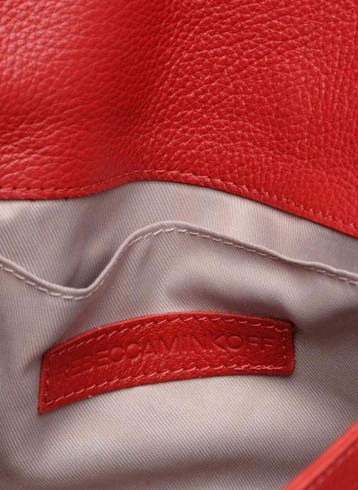 Handbags Rebecca Minkoff Mab Flat Crossbody Red back view
